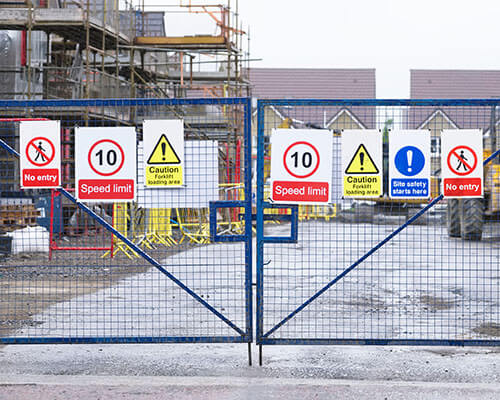 Health & Safety Signs image